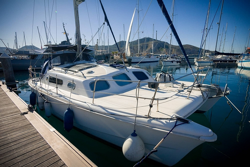 Jade - Prout Snowgoose 35