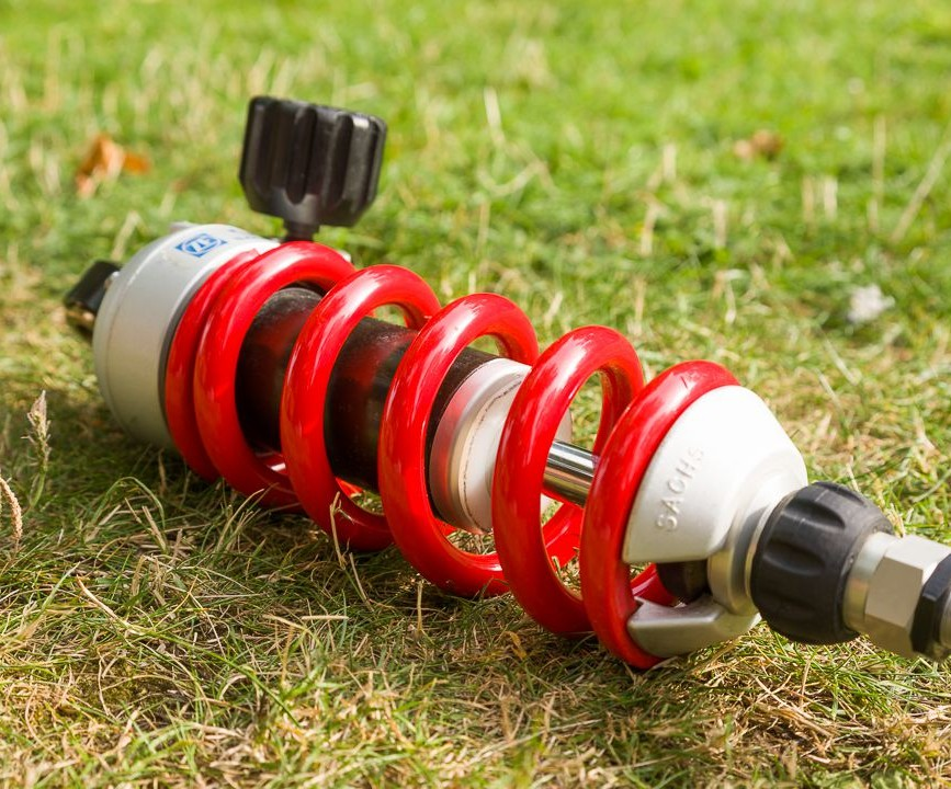 BMW xCountry Sachs shock absorber