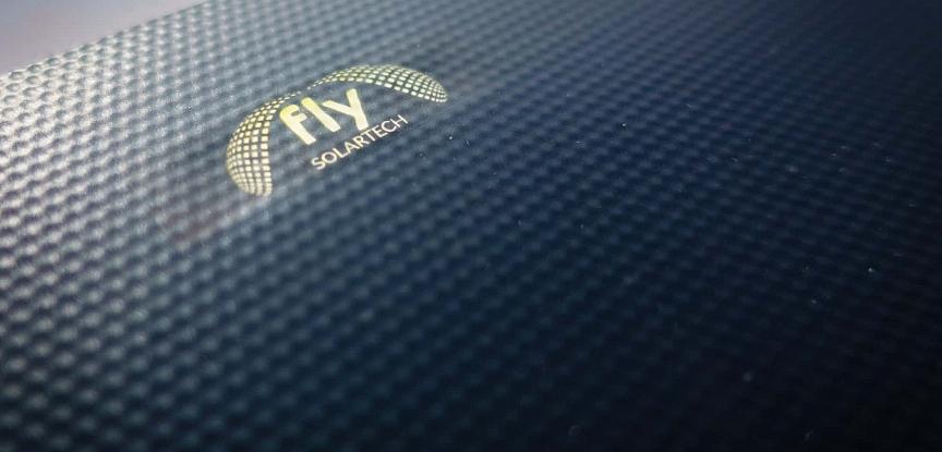 fly solartech 110w solar panel